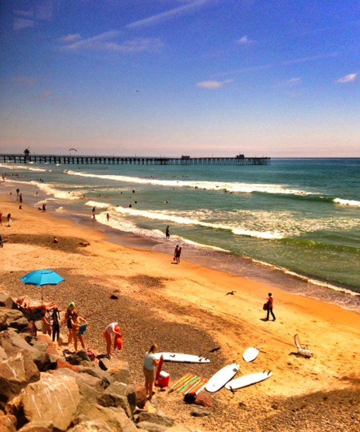 San Diego to orange county