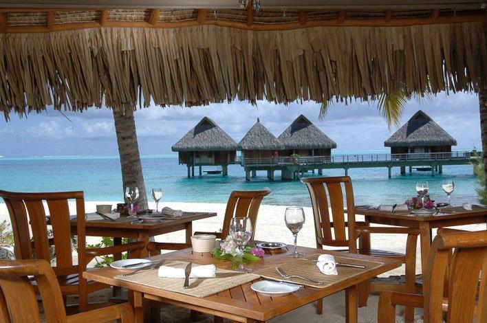 Hilton Bora Bora Tahiti