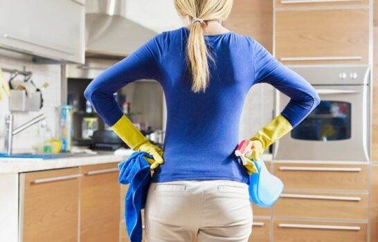 Free House Cleaning List And Checklists For Your Home