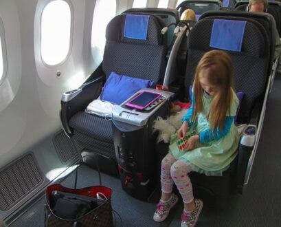 Japan Airlines Business Class From San Diego to Tokyo