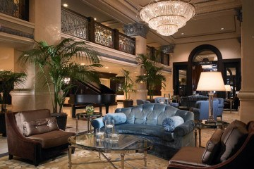 US Grant Hotel: San Diego Luzury Hotels