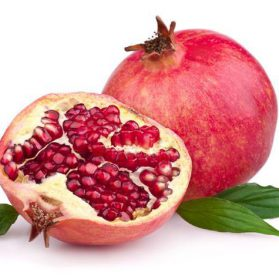 How To Select And Open A Pomegranate
