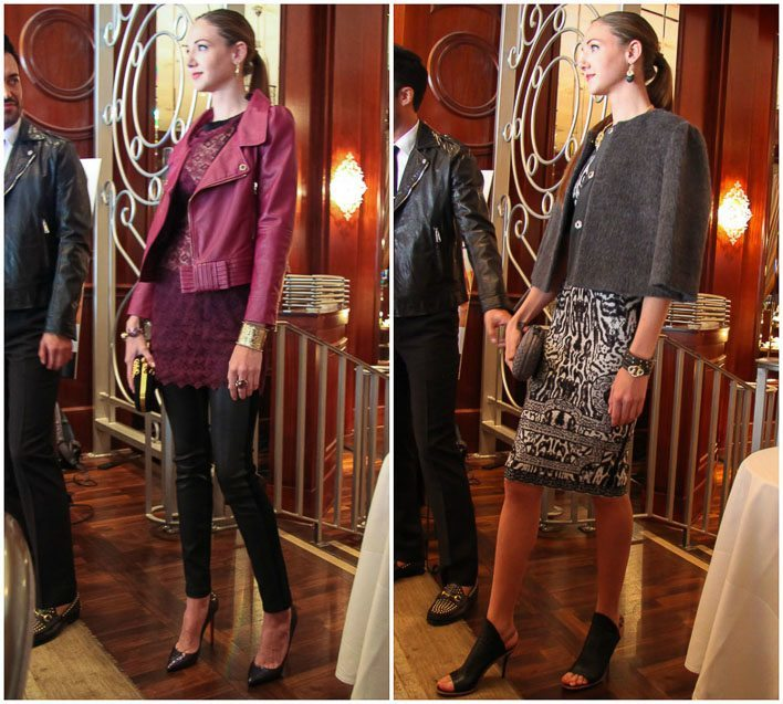 Neiman Marcus Fall Trends 2013: Animal Magnetism and Purple
