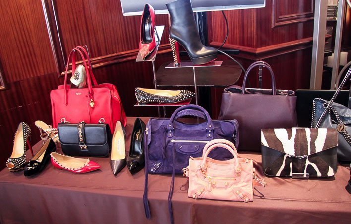 Neiman Marcus Fall Trends 2013: Mini  Handbags and Pointed Toes