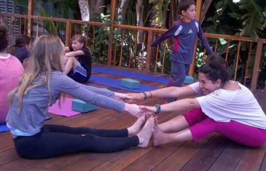 5 Reasons Why Teens And Tweens Should Do Yoga