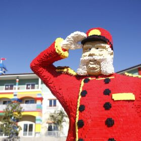 LEGOLAND Hotel in California