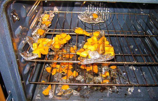 Pyrex Glassware Explodes
