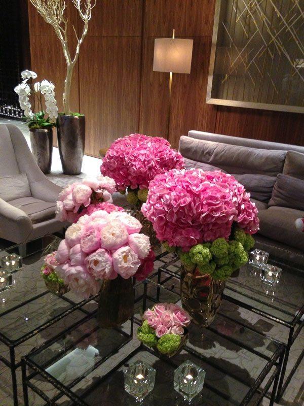 Four Seasons Hotel Toronto Flower Design
