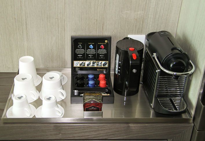 Four Seasons Hotel Toronto Nepresso