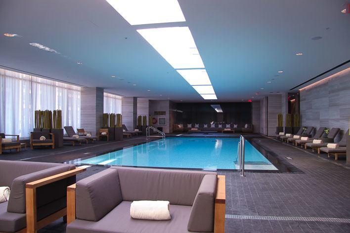 Four Seasons Hotel Toronto Spa
