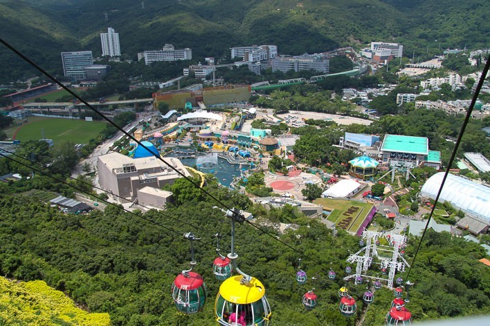 Tips for Visiting Ocean Park Hong Kong with Kids   Asia Travel