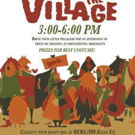 Pillage The Village On Halloween In La Jolla