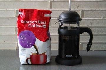 Seattle's Best Coffee #GreatTaste
