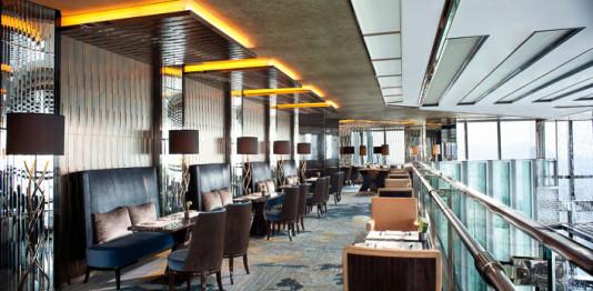 Cafe  Ritz Carlton Hong Kong Dinner Buffet Review