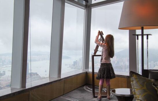 The Ritz-Carlton, Hong Kong: What It's Like To Stay At The World's Highest Hotel