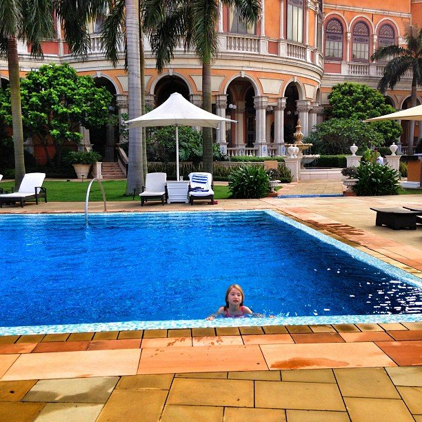 Things to do in Macau with kids-four seasons hotel macao at cotai strip