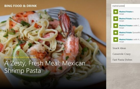 7 Reasons The Bing Food And Drink App Might Rock Your World