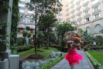 Four Seasons Hotel Mexico City with Kids