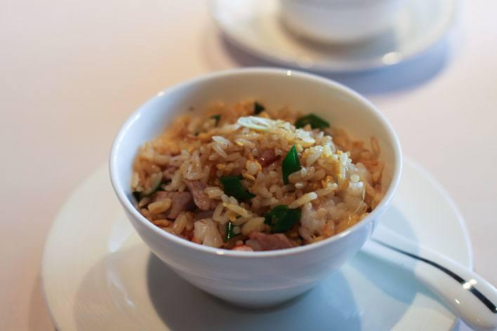 Lung King Heen Hong Kong Fried Rice