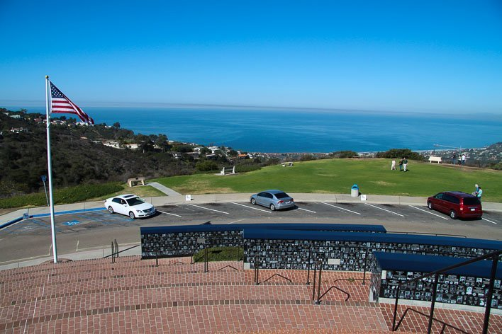 Mt Soledad Veterans Memorial La Jolla Ocean View