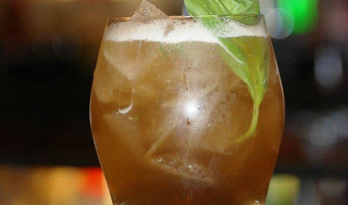 The Grand Del Mar's Al Capone Holiday Cocktail Recipe