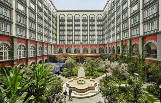 Four Seasons Hotel Mexico, D.F. (Mexico City)
