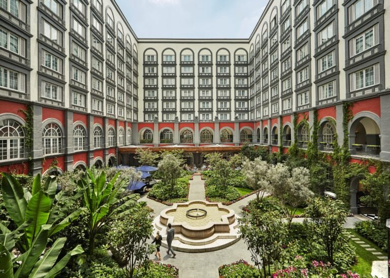 Four Seasons Hotel Mexico City Review: Why It's a Favorite