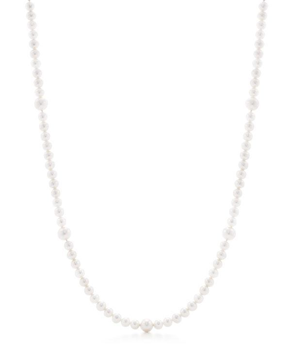 Tiffany & Co. Ziegfeld pearl necklace