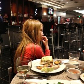 Lounge Report: Happiness At The Denver American Airlines Admirals Club
