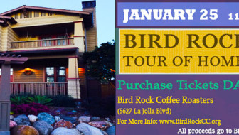 Bird Rock Home Tour