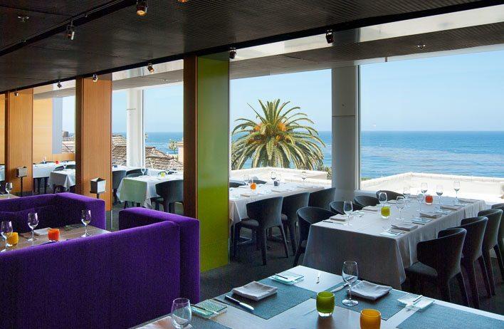 George's at the Cove La Jolla Private Dining