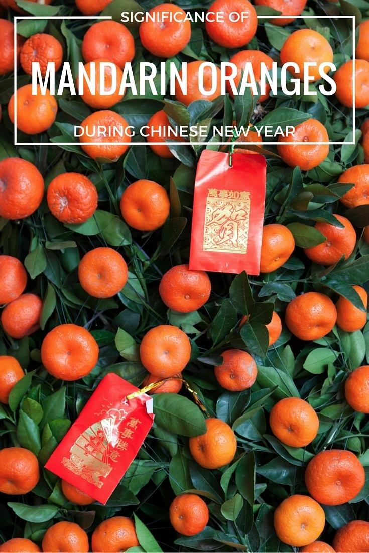Learn why Mandarin oranges and kumquats are important to display during Chinese New Year.