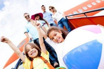 family travel trends