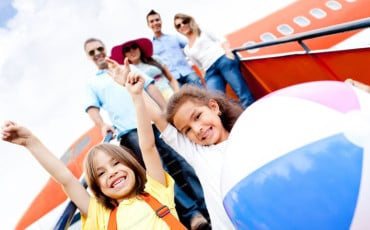 family travel trends