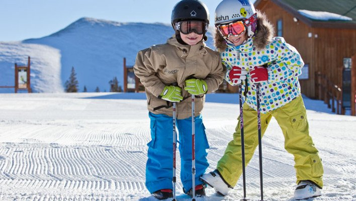tips for kids skiing for first time
