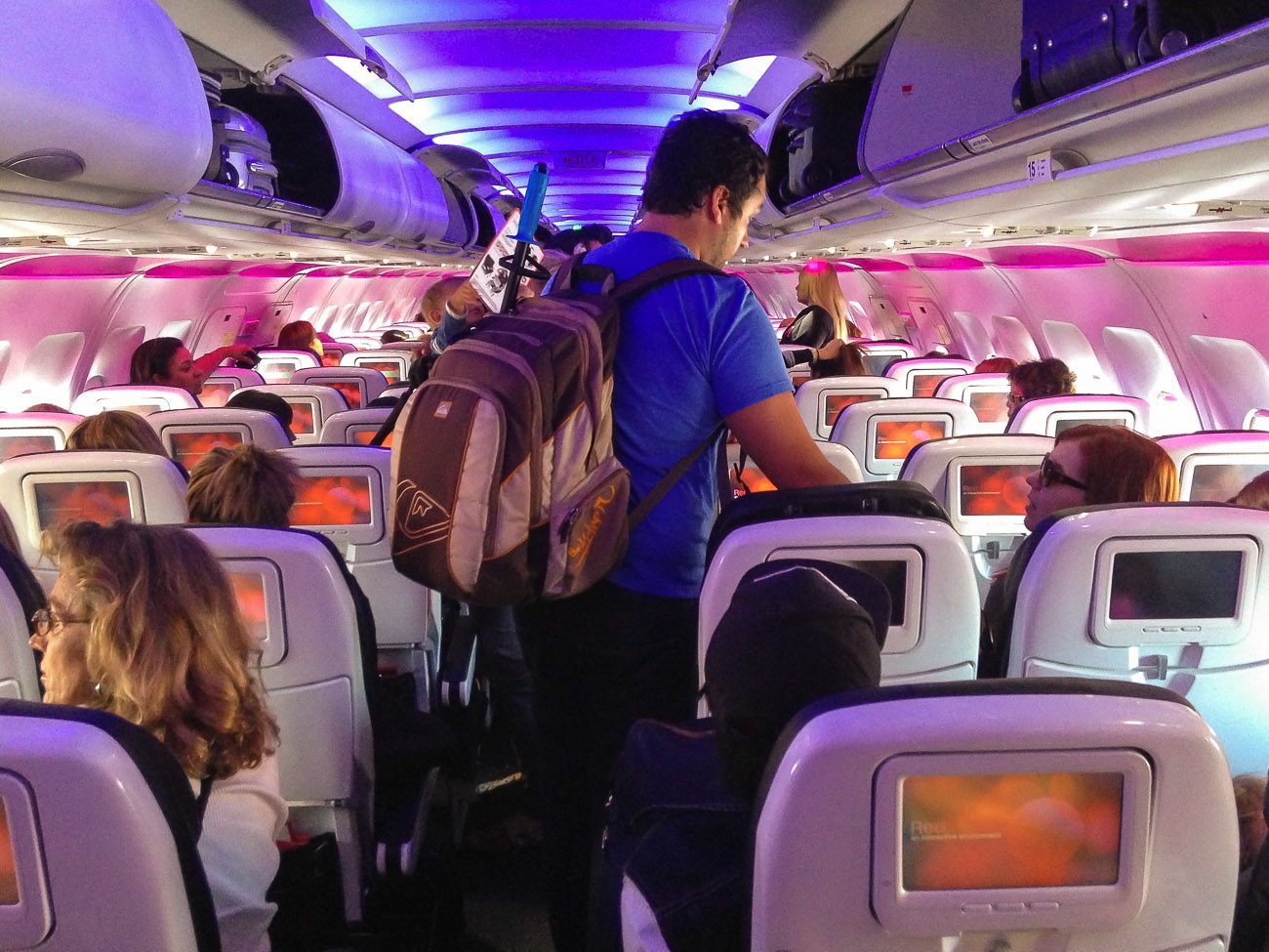 Virgin America Is A Better Choice From San Diego To San