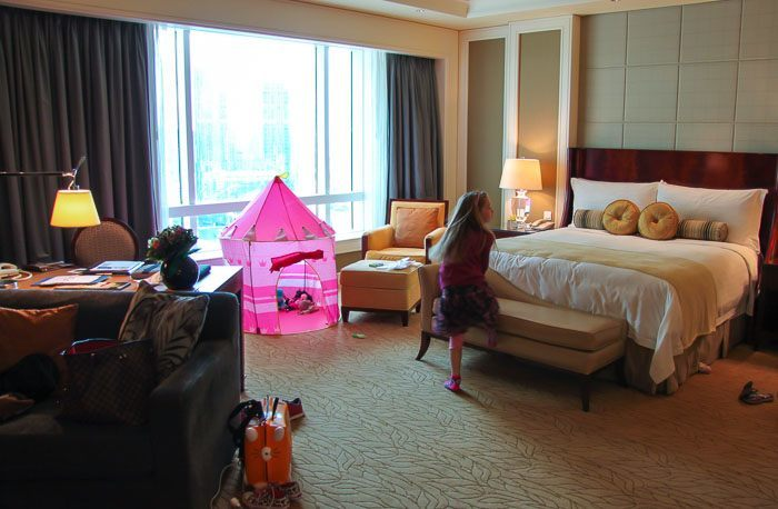 Four Seasons Hotel Macau with Kids - Room