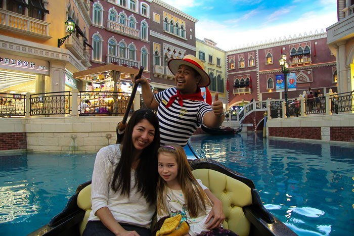 Four Seasons Hotel Macau with Kids-Venetian