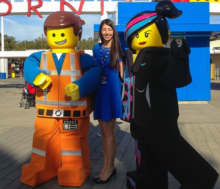 The LEGO Movie Press Junket