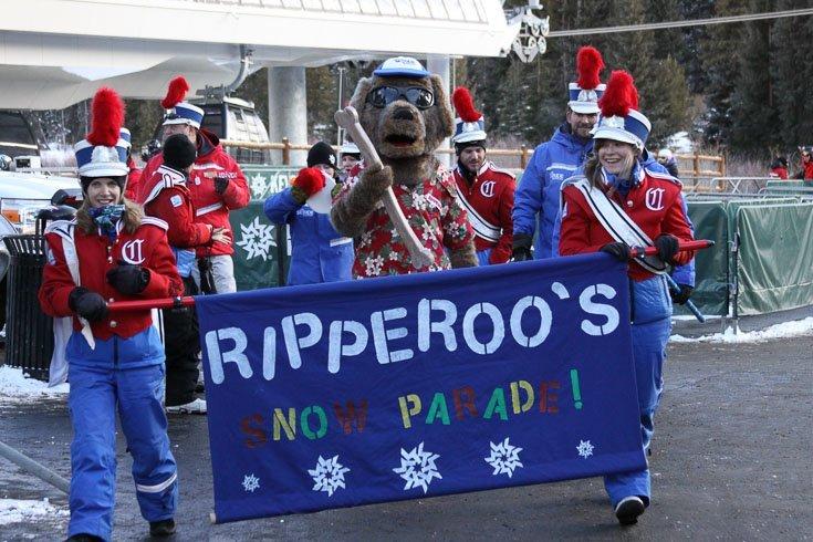 Keystone Resort's Ripperoo's Village Parade