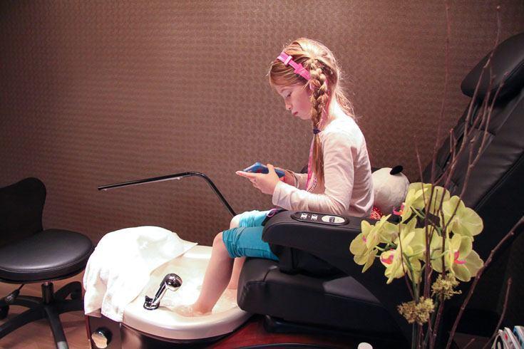 mandarin oriental hotel san francisco with kids spa treatment