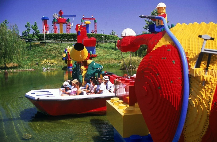 LEGOLAND California - San Diego attractions for kids