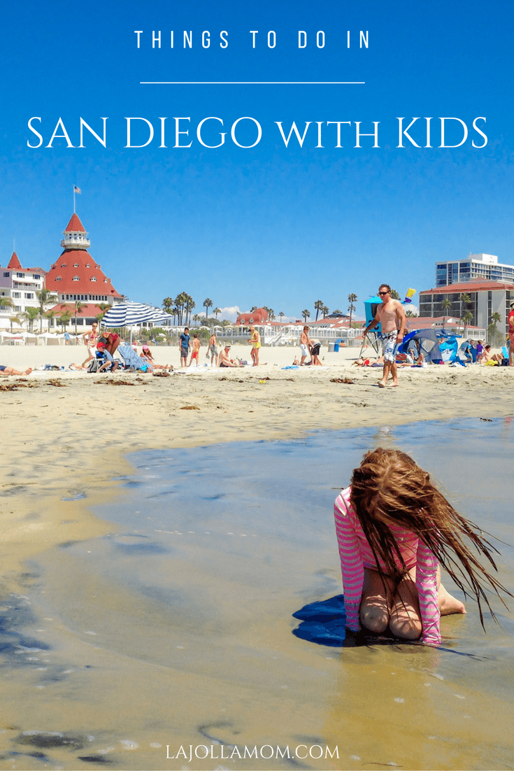 From attractions to beaches, these are the best things to do in San Diego with kids.