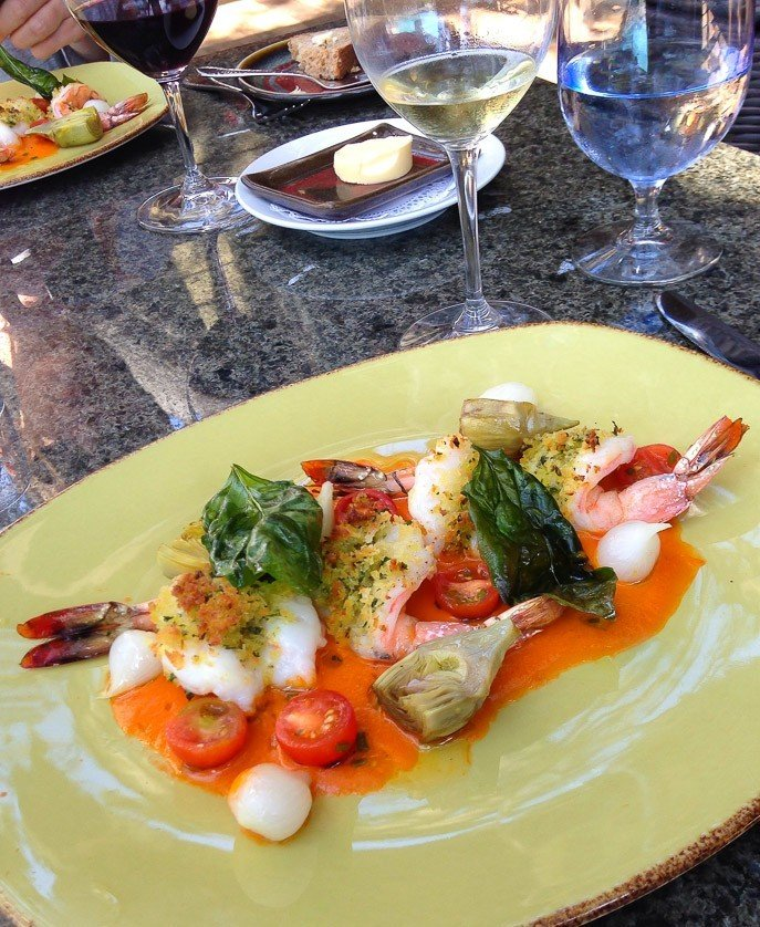 AR Valentien Local Lunch The Lodge at Torrey Pines