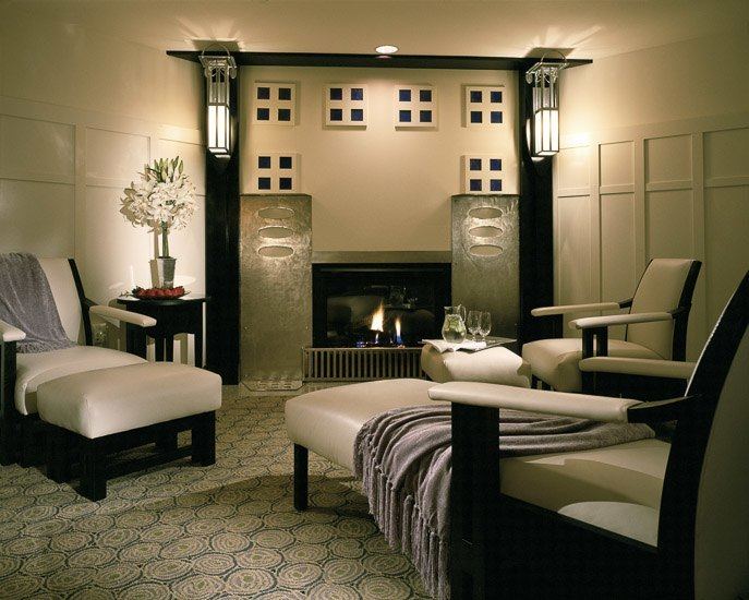 Spa at The Lodge at Torrey Pines Lounge