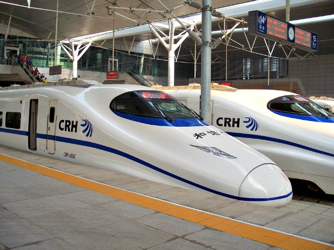 Guide to China High Speed Trains