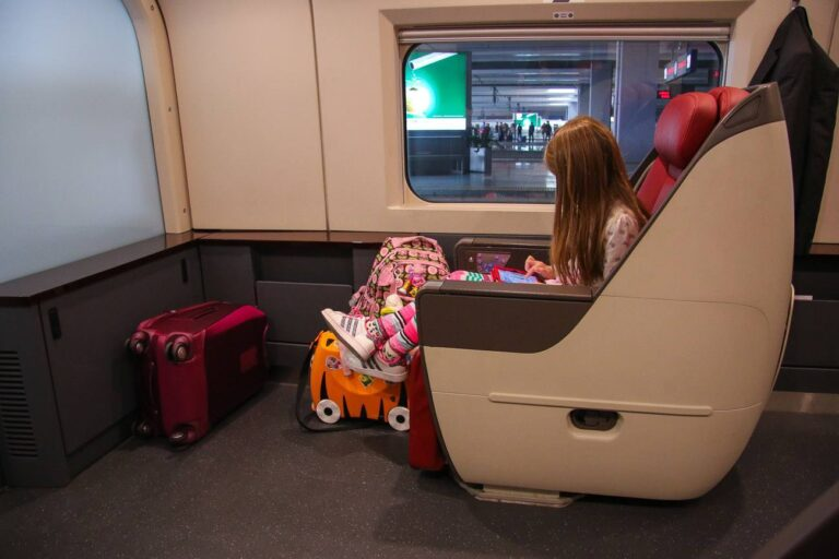 The Tourist's Guide To China's High Speed Trains