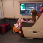 china high speed trains business class seats