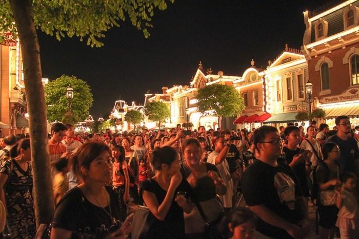 Hong Kong Disneyland Fireworks