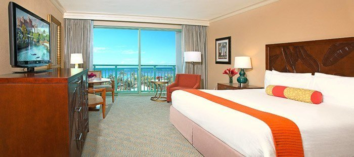 A room in the Atlantis Resort Royal Tower - Win a stay during #KidsNTrips!